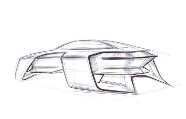 Dacia EF-Vision 2050: un concept Dacia pentru un viitor ultra-tehnologizat, dar fidel caracterului accesibil - Poza 20