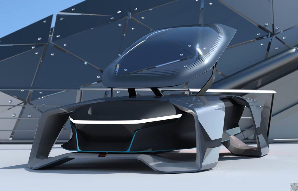 Dacia EF-Vision 2050: un concept Dacia pentru un viitor ultra-tehnologizat, dar fidel caracterului accesibil - Poza 4