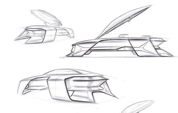 Dacia EF-Vision 2050: un concept Dacia pentru un viitor ultra-tehnologizat, dar fidel caracterului accesibil - Poza 23