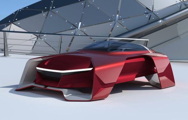 Dacia EF-Vision 2050: un concept Dacia pentru un viitor ultra-tehnologizat, dar fidel caracterului accesibil - Poza 5