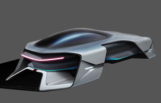 Dacia EF-Vision 2050: un concept Dacia pentru un viitor ultra-tehnologizat, dar fidel caracterului accesibil - Poza 9