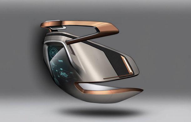 Dacia EF-Vision 2050: un concept Dacia pentru un viitor ultra-tehnologizat, dar fidel caracterului accesibil - Poza 19