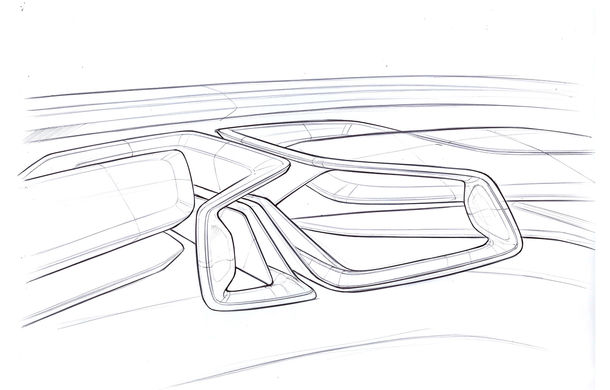 Dacia EF-Vision 2050: un concept Dacia pentru un viitor ultra-tehnologizat, dar fidel caracterului accesibil - Poza 29