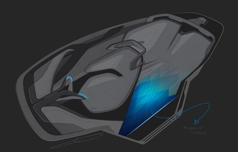 Dacia EF-Vision 2050: un concept Dacia pentru un viitor ultra-tehnologizat, dar fidel caracterului accesibil - Poza 12