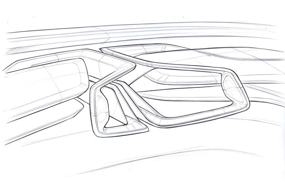 Dacia EF-Vision 2050: un concept Dacia pentru un viitor ultra-tehnologizat, dar fidel caracterului accesibil - Poza 24