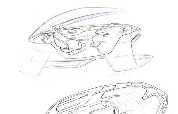 Dacia EF-Vision 2050: un concept Dacia pentru un viitor ultra-tehnologizat, dar fidel caracterului accesibil - Poza 28