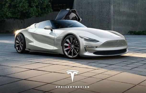 Recomanzi și câștigi: un american va primi viitoarea generație Tesla Roadster pentru că a convins 55 de clienți să cumpere o Tesla - Poza 1
