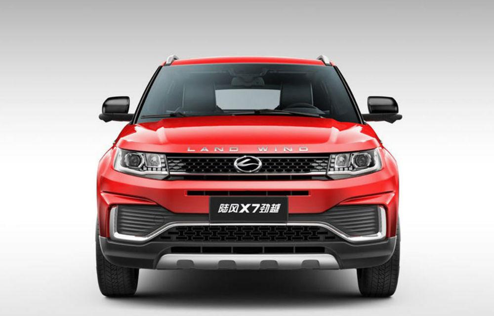 Anii trec, asemănările rămân: copia chineză a lui Range Rover Evoque a primit facelift - Poza 2
