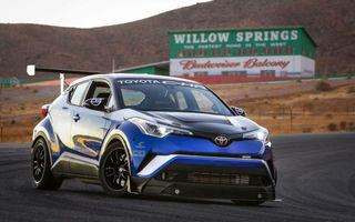 Toyota C-HR R-Tuned: japonezii au prezentat o versiune modificată a SUV-ului care vrea să bată recorduri pe Nurburgring