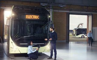 Suedezii au lansat o nouă generație de autobuze electrice: Volvo 7900 Electric are o autonomie de până la 200 de kilometri
