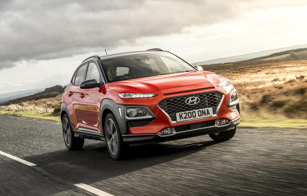 Campanie inedită de promovare pentru Hyundai Kona: SUV-ul va explora 10 vulcani din Marea Britanie în 72 de ore - Poza 1