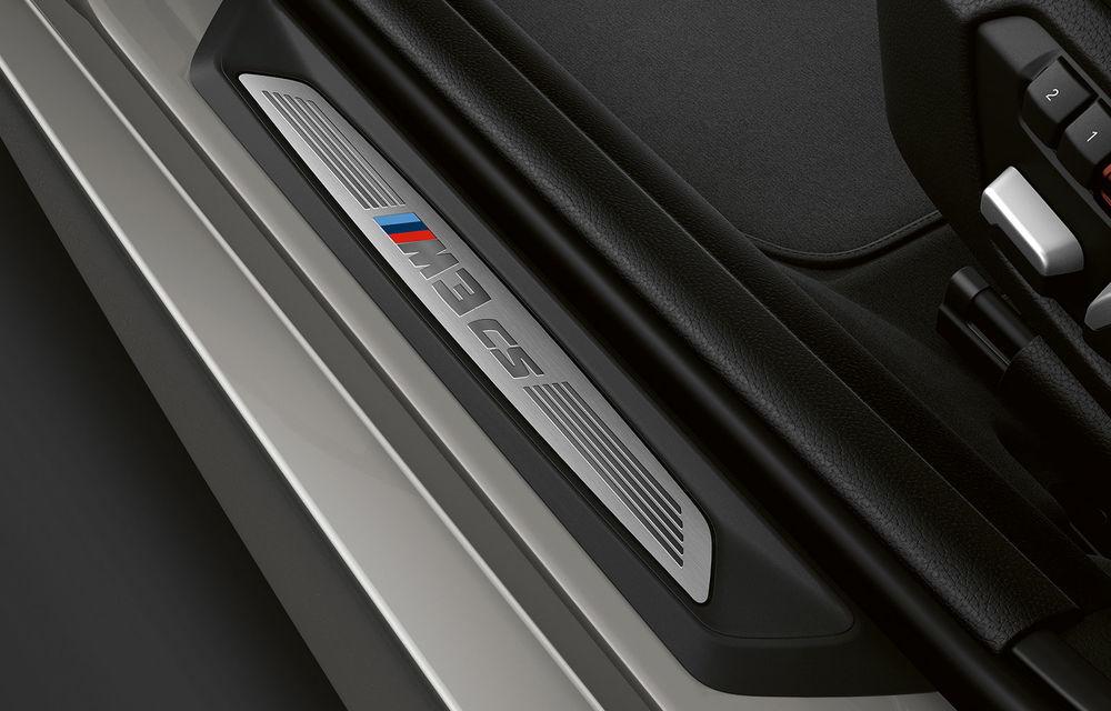 BMW M3 CS: 460 de cai putere și 3.9 secunde pentru accelerația 0-100 km/h - Poza 17