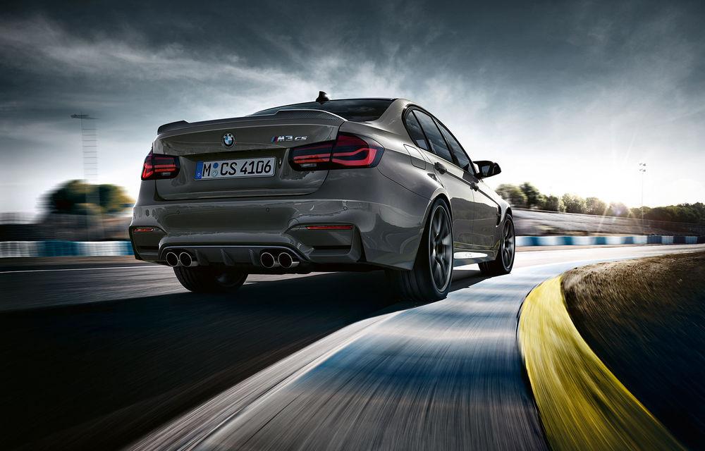 BMW M3 CS: 460 de cai putere și 3.9 secunde pentru accelerația 0-100 km/h - Poza 8