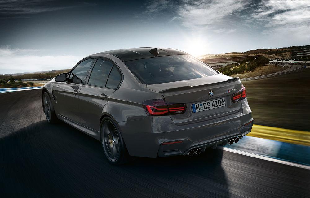 BMW M3 CS: 460 de cai putere și 3.9 secunde pentru accelerația 0-100 km/h - Poza 6