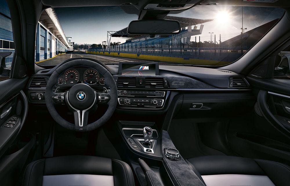 BMW M3 CS: 460 de cai putere și 3.9 secunde pentru accelerația 0-100 km/h - Poza 11