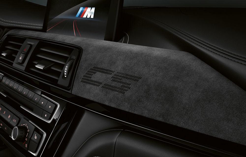 BMW M3 CS: 460 de cai putere și 3.9 secunde pentru accelerația 0-100 km/h - Poza 14