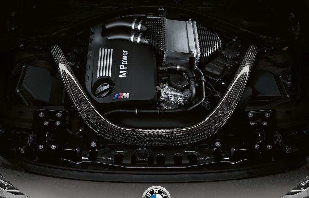 BMW M3 CS: 460 de cai putere și 3.9 secunde pentru accelerația 0-100 km/h - Poza 10