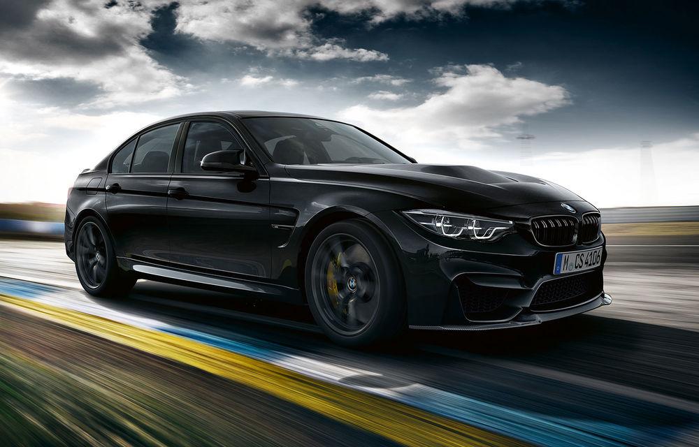BMW M3 CS: 460 de cai putere și 3.9 secunde pentru accelerația 0-100 km/h - Poza 2
