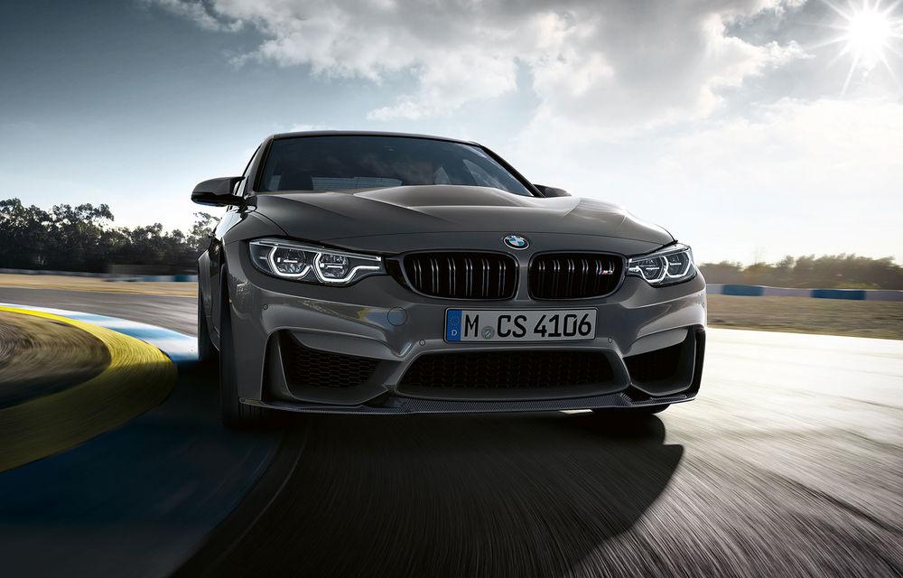 BMW M3 CS: 460 de cai putere și 3.9 secunde pentru accelerația 0-100 km/h - Poza 4