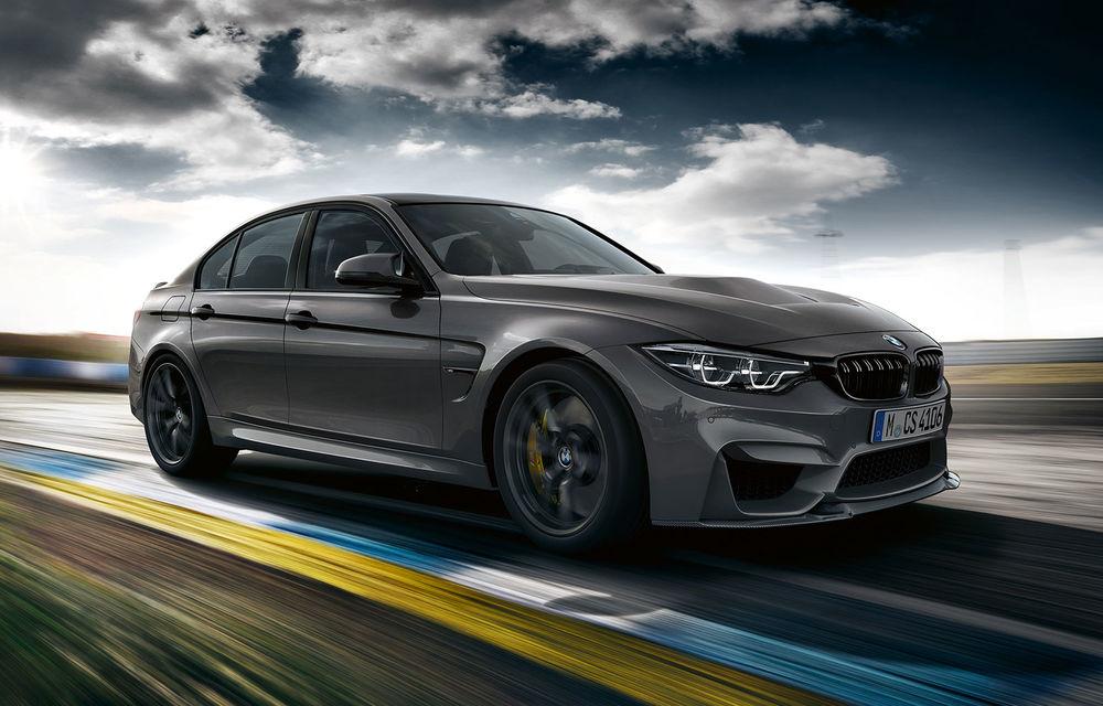 BMW M3 CS: 460 de cai putere și 3.9 secunde pentru accelerația 0-100 km/h - Poza 5