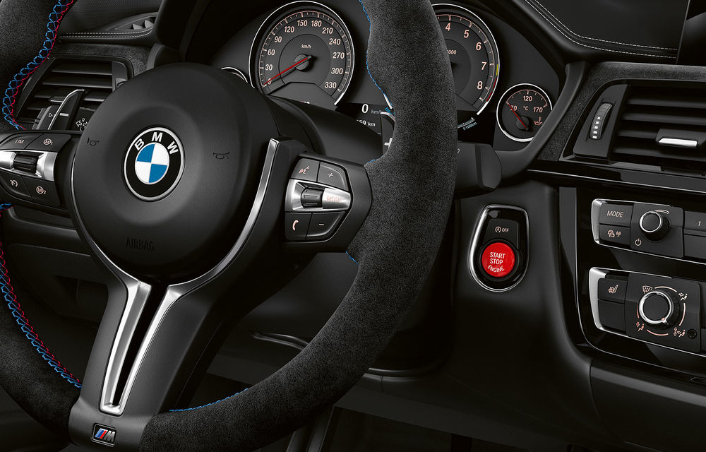 BMW M3 CS: 460 de cai putere și 3.9 secunde pentru accelerația 0-100 km/h - Poza 18