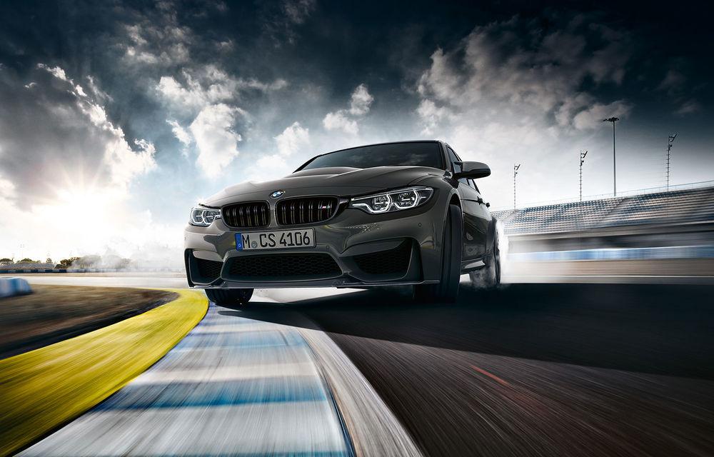 BMW M3 CS: 460 de cai putere și 3.9 secunde pentru accelerația 0-100 km/h - Poza 1