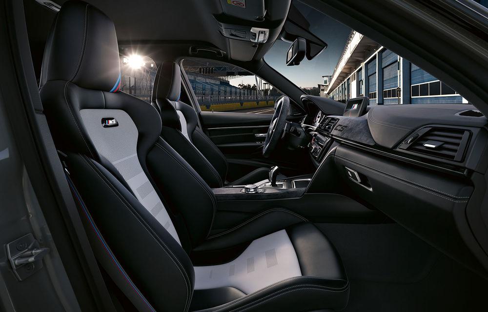 BMW M3 CS: 460 de cai putere și 3.9 secunde pentru accelerația 0-100 km/h - Poza 12