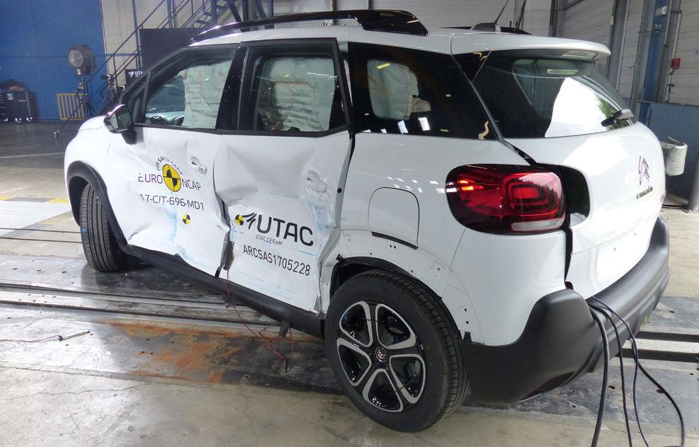 Rezultate Euro NCAP: 8 modele au primit 5 stele. Printre ele se numără Volvo XC60, Volkswagen T-Roc, Skoda Karoq și Seat Arona - Poza 4