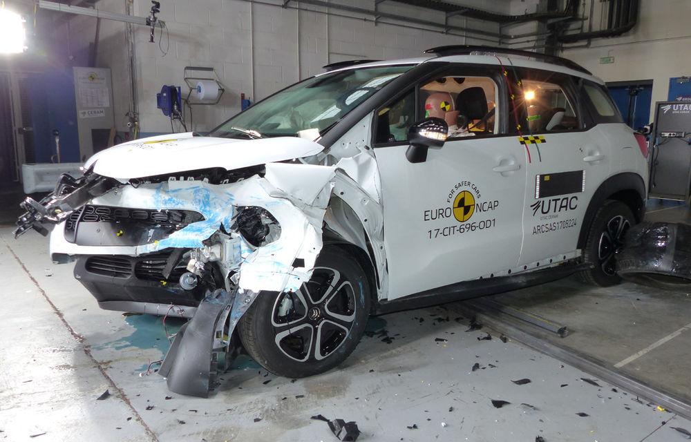 Rezultate Euro NCAP: 8 modele au primit 5 stele. Printre ele se numără Volvo XC60, Volkswagen T-Roc, Skoda Karoq și Seat Arona - Poza 6