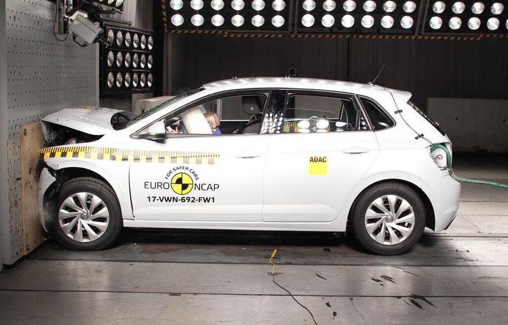 Rezultate Euro NCAP: 8 modele au primit 5 stele. Printre ele se numără Volvo XC60, Volkswagen T-Roc, Skoda Karoq și Seat Arona - Poza 16
