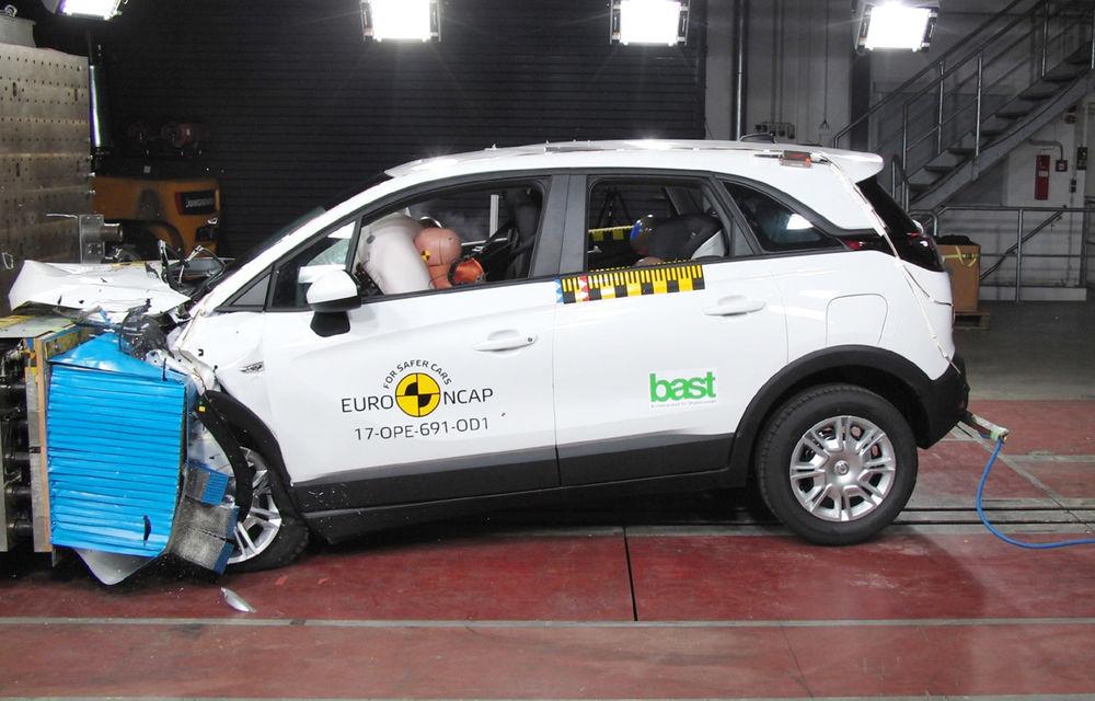 Rezultate Euro NCAP: 8 modele au primit 5 stele. Printre ele se numără Volvo XC60, Volkswagen T-Roc, Skoda Karoq și Seat Arona - Poza 9