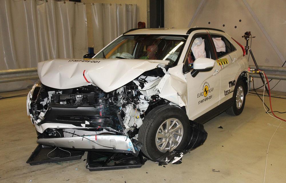 Rezultate Euro NCAP: 8 modele au primit 5 stele. Printre ele se numără Volvo XC60, Volkswagen T-Roc, Skoda Karoq și Seat Arona - Poza 10