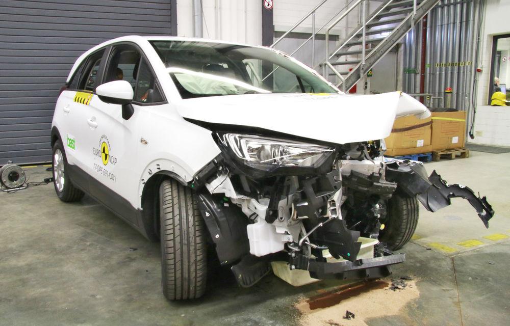 Rezultate Euro NCAP: 8 modele au primit 5 stele. Printre ele se numără Volvo XC60, Volkswagen T-Roc, Skoda Karoq și Seat Arona - Poza 8