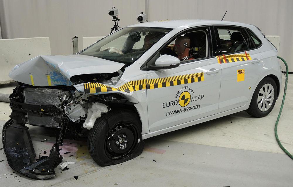 Rezultate Euro NCAP: 8 modele au primit 5 stele. Printre ele se numără Volvo XC60, Volkswagen T-Roc, Skoda Karoq și Seat Arona - Poza 17