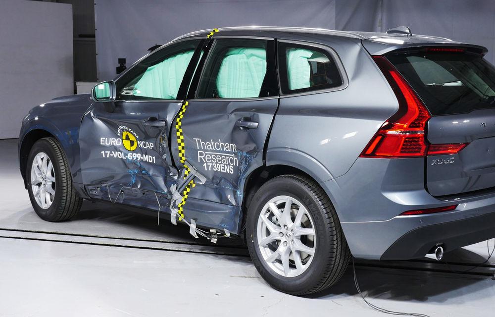 Rezultate Euro NCAP: 8 modele au primit 5 stele. Printre ele se numără Volvo XC60, Volkswagen T-Roc, Skoda Karoq și Seat Arona - Poza 3