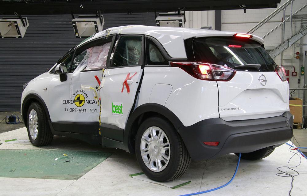 Rezultate Euro NCAP: 8 modele au primit 5 stele. Printre ele se numără Volvo XC60, Volkswagen T-Roc, Skoda Karoq și Seat Arona - Poza 7
