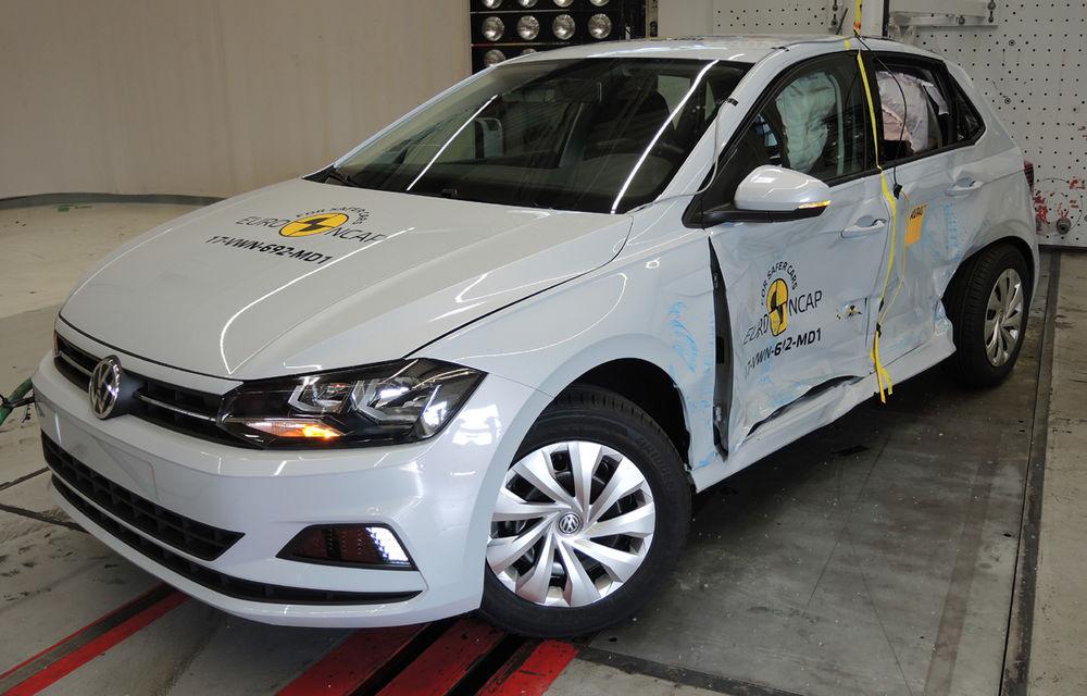 Rezultate Euro NCAP: 8 modele au primit 5 stele. Printre ele se numără Volvo XC60, Volkswagen T-Roc, Skoda Karoq și Seat Arona - Poza 18