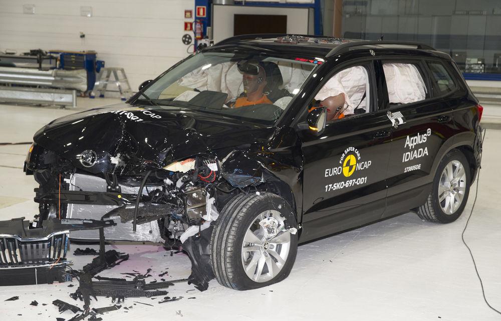 Rezultate Euro NCAP: 8 modele au primit 5 stele. Printre ele se numără Volvo XC60, Volkswagen T-Roc, Skoda Karoq și Seat Arona - Poza 21