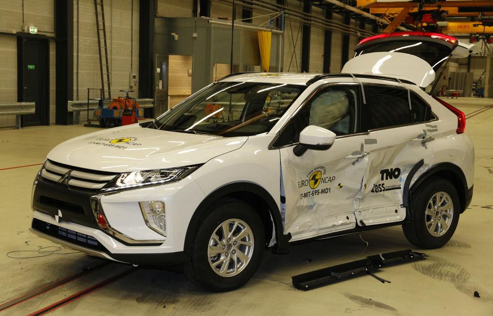 Rezultate Euro NCAP: 8 modele au primit 5 stele. Printre ele se numără Volvo XC60, Volkswagen T-Roc, Skoda Karoq și Seat Arona - Poza 12