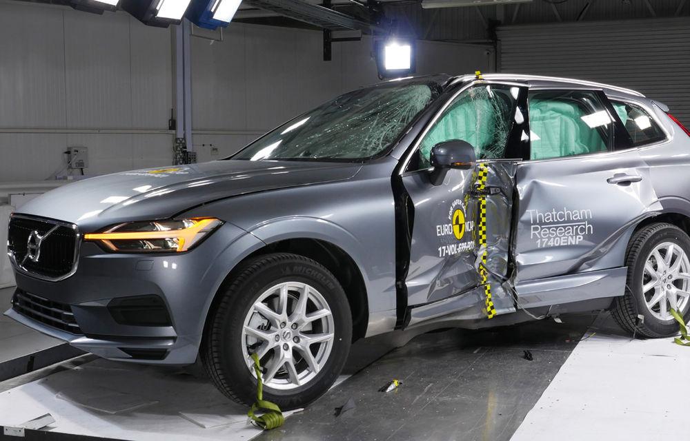 Rezultate Euro NCAP: 8 modele au primit 5 stele. Printre ele se numără Volvo XC60, Volkswagen T-Roc, Skoda Karoq și Seat Arona - Poza 2
