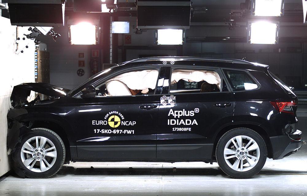 Rezultate Euro NCAP: 8 modele au primit 5 stele. Printre ele se numără Volvo XC60, Volkswagen T-Roc, Skoda Karoq și Seat Arona - Poza 20