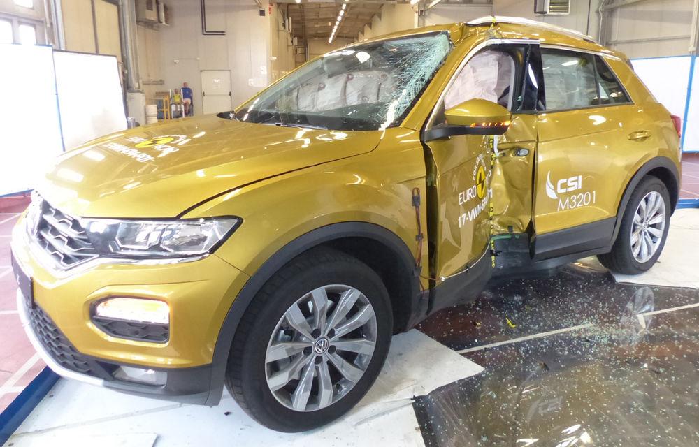 Rezultate Euro NCAP: 8 modele au primit 5 stele. Printre ele se numără Volvo XC60, Volkswagen T-Roc, Skoda Karoq și Seat Arona - Poza 13