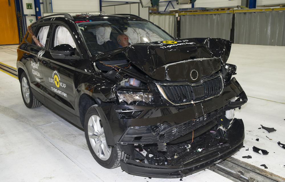 Rezultate Euro NCAP: 8 modele au primit 5 stele. Printre ele se numără Volvo XC60, Volkswagen T-Roc, Skoda Karoq și Seat Arona - Poza 19