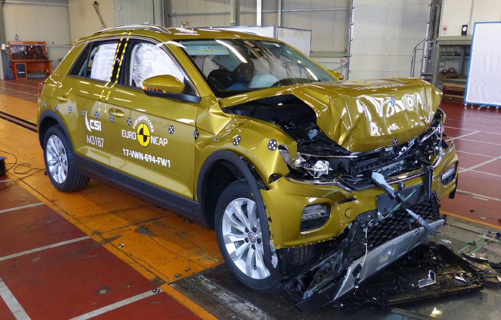 Rezultate Euro NCAP: 8 modele au primit 5 stele. Printre ele se numără Volvo XC60, Volkswagen T-Roc, Skoda Karoq și Seat Arona - Poza 14