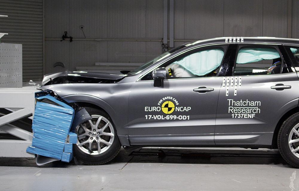 Rezultate Euro NCAP: 8 modele au primit 5 stele. Printre ele se numără Volvo XC60, Volkswagen T-Roc, Skoda Karoq și Seat Arona - Poza 1
