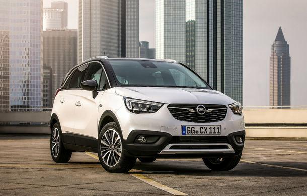 Opel anunță planul de reorganizare: 9 modele noi până în 2020. Toate modelele vor avea versiuni electrice sau hibride în 2024 - Poza 1