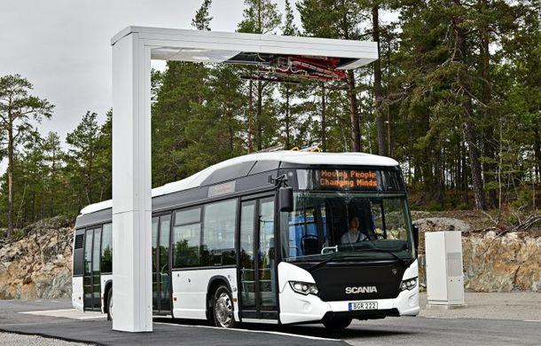 Primul autobuz electric pentru grupul Volkswagen: vânzările lui Scania Citywide LF vor începe anul viitor - Poza 1
