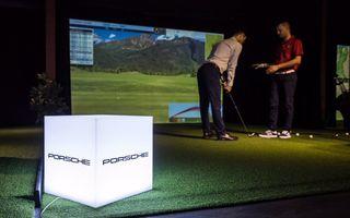 Porsche susține pasionații de golf din România: brandul german a pregătit un parteneriat cu două centre de golf din țară