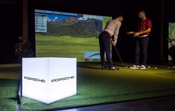 Porsche susține pasionații de golf din România: brandul german a pregătit un parteneriat cu două centre de golf din țară - Poza 1