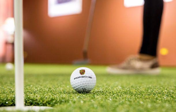 Porsche susține pasionații de golf din România: brandul german a pregătit un parteneriat cu două centre de golf din țară - Poza 2